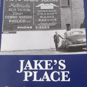 Jake's Place Book Cover