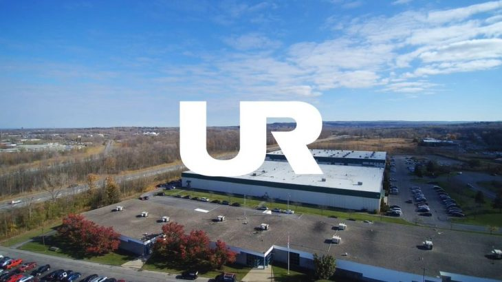 Drone shot of our Syracuse Campus