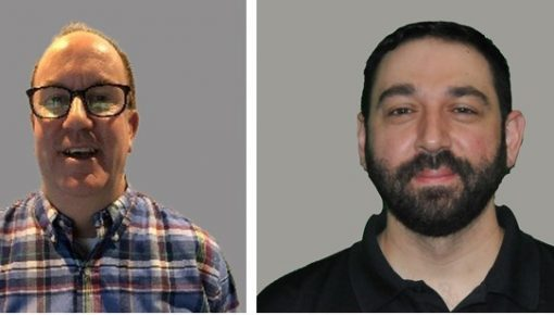 Jim Fitzgibbons joins Communication Division as Sales Manager & Corey Martino Promoted to LMR Department Manager